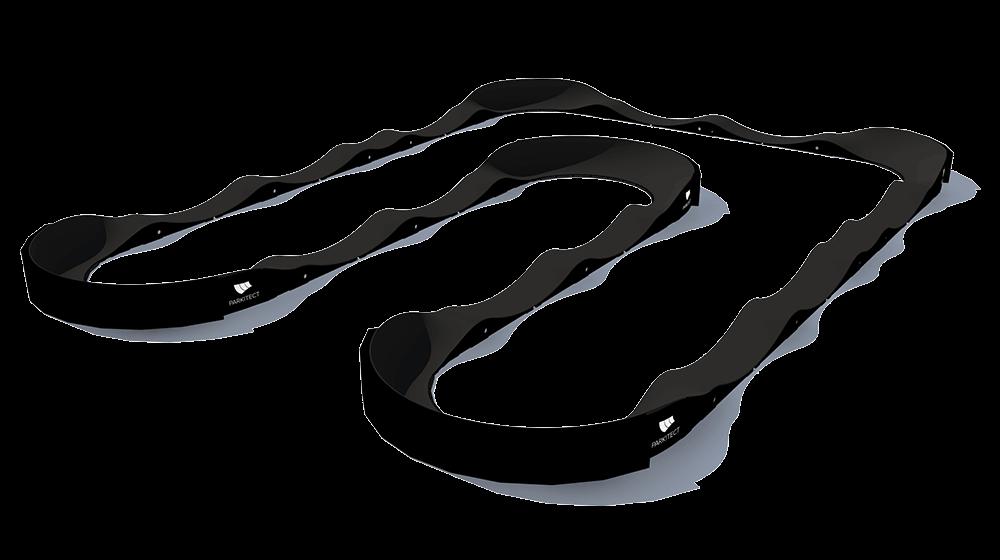 Modular-Pumptrack-Sidewinder